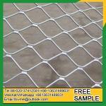Cubba aluminium grid wire mesh amplimesh grille diamond grille for window