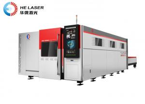 China CNC Fiber Optic Sheet Metal Laser Cutter For Auto Manufacturing Industry on sale
