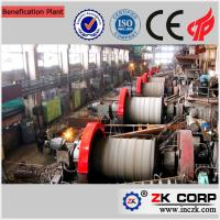 500T/D Fluorite Gold Ore Dressing Line For Iron Ore ,Gold Ore