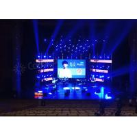 3.91mm Indoor LED Screen Hire 1000 Nits With Video Music Background