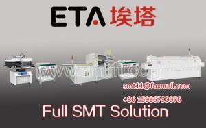 China led smt line,smt pick and place machine,SMT Assembly Line,smt manufacturing line(printer+mounter+reflow oven) on sale