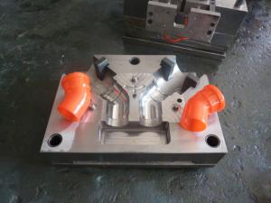 China PVC Plastic Pipe Fitting Mould on sale