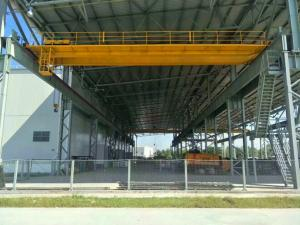 China High-End Product Best Standard OEM 15ton Overhead Crane with Good Production Line on sale