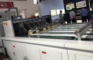 Quality High Speed / High Pressure Roll Die Cutting Stripping Machine For Hamburger Box for sale