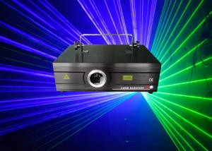 China disco bar light 1W RGB Laser Stage Light With 500mw 650nm , Super Brightness on sale