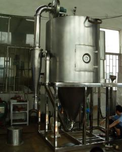 China Stevia Extract Spray Drying Equipment Easy Operation With Water Cooling Jacket on sale