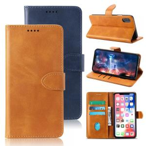 China iPhone XS Case iPhone XR Wallet Case Flip Cover for iPhone 6,7,8,X,XS,XR,XS MAX supplier
