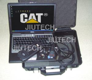 China Excavator Scanner Adapter III Comm 3 + laptop +CA-Ter SIS  +CA-Ter Flash Software on sale