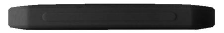 Side View of EZ300 Tablet Display
