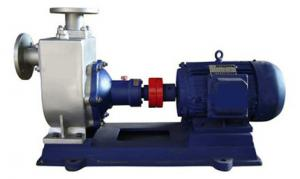 China Jet Water Centrifugal Self-Priming Chemical Pump industrial use 3.5m - 4.5m ZX Series on sale