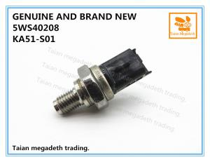 China GENUINE AND BRAND NEW DIESEL FUEL RAIL SENSOR 5WS40208, 8200397346, KA51-S01 on sale