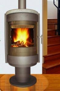 China Woodburning Stoves 410 on sale