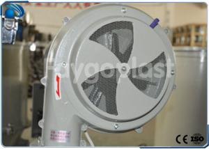China Plastic Hopper Dryer Vacuum Drying Machine For Strip / Granule State Materials on sale