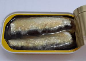 China FDA/ISO Certified Delicious Fresh Canned Sardines In Vegetable Oil/ In Tomato Sauce/ In Brine/ With Chili on sale