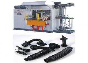 China Industrial 300 Ton Auto Parts Injection Molding Machine With Silicone Feeding System on sale