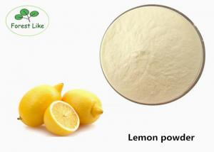 China Lemon Extract Superfood Supplement Powder Health Food Powder With Food Additives on sale