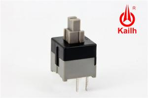 China 8.5*8.5mm Square 2 Pin Micro Switches Push Tact Button on sale