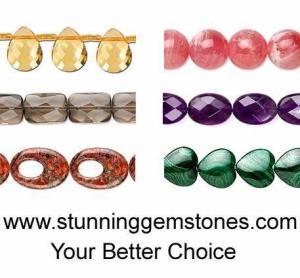 China Wholesale Gem Beads, Gemstone Beads, Stone Beads on sale