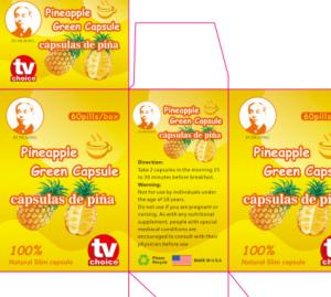 China 4 Boxes / 120 Bags Dr Ming Chinese Pineapple Tea Weight Loss Te de Pina on sale
