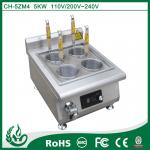 2016 hot sales commercial induction pasta cooker