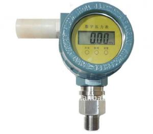 China 430~470MHz high precision Anti-radar sealed UIB7 Wireless Digital Pressure Gauges on sale