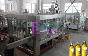 China High Viscosity Concentrated Juice Filling Machine , Automatic Capping Machine on sale