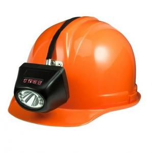 China Cordless LED Miners Cap Lamp Explosion Proof / Flameproof For Chemical Industry on sale
