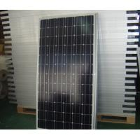 Good solar energy 210W with A-grade photovoltaic cell making solar panel kits