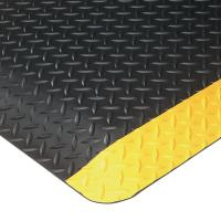 Non Skid Acid Resistant Non Slip Anti Fatigue Mats , Safety Protective Floor Mats