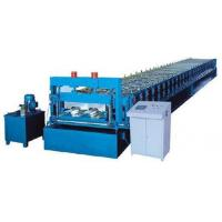 Blue Color Smart Sheet Metal Forming Equipment With 688mm Width PPGI Coil