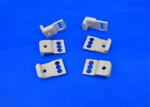 China Security Alumina Ceramic Parts High Thermal Conductivity Three Hole Ceramic Pressure Switch on sale
