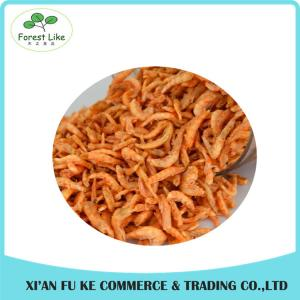 China Fishing Products Natural Pet Food Freeze-Dried Shrimp on sale