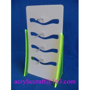 China Manufacturer supplies PMMA glasses display holders / acrylic display stand for eyeglassed on sale