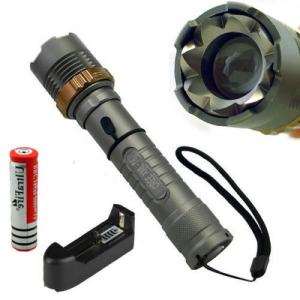 China 1000LM CREE XML T6 LED Tactical Flashlight Torch Lamp on sale