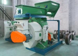 China Biomass Wood Sawdust Pellet Making Press for EN Plus A1 standard pellets on sale