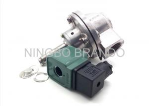 China Over One Million Cycles Pneumatic Pulse Valve with Diaphragm Life Aluminum Body on sale