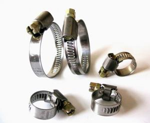 China flexible Hose clamps on sale