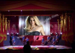 China 3mm Pixel Pitch Flexible Led Display Screen Rental on sale