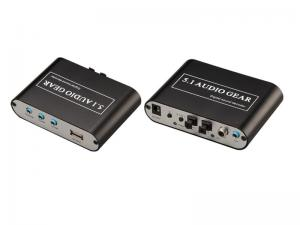 China AC3/DTS digital audio decoders 5.1 on sale