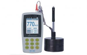 China Leeb Portable Hardness Tester Supports 7 Impact Devices and Wireless Data Transfer on sale