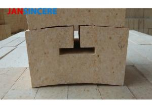 China High Alumina Fire Bricks For Pizza Ovens , Diy Fire Brick Low Thermal Expansion on sale