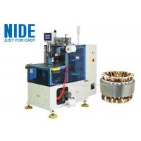 Automatic Low Noise Stator Wire Lacing Machine Working Up And Down For Electric Motor