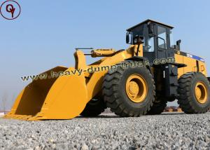 China 652D Heavy Construction Machinery SEM 5 Tons Wheel Loader More Than 5 Years Warranty on sale