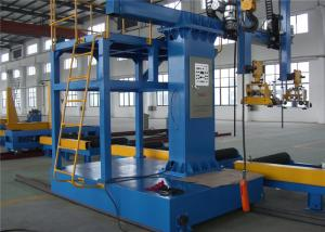China Cantilever Type Box Beam Submerged Arc Welding Machine With American Lincoln DC-1000 on sale