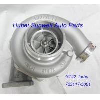 Garrett GT42 turbo charger 723117-5001 for HOWO truck Weichai engine 61560116227