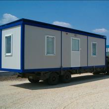 China Prefabricated container house 20ft shipping container home manufacturer on sale