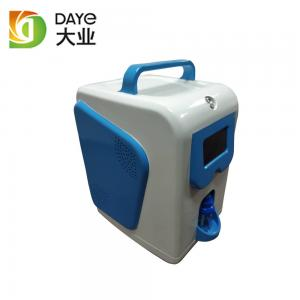 China 150W / 200W Hydrogen Breathing Machine , Hydrogen Gas Machine Dimension 480*300*500MM on sale