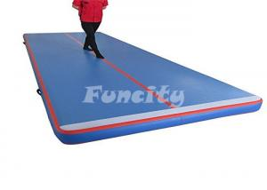 China CE Approved Inflatable Jumping Air Track With Two Years Warranty For Gym on sale