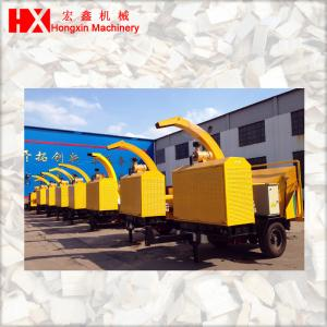 China brush chipper made in china with high quality output wood chips for landscaping and tree care job on sale