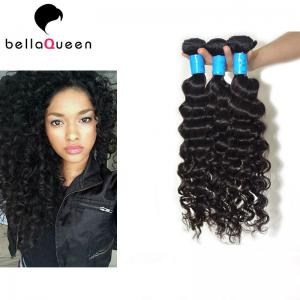 China No Lice No Shedding Mongolian Beatiful Style Kinky Curly Braiding Hair Weave on sale